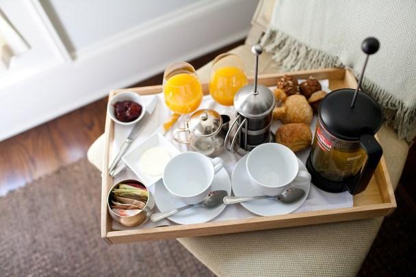 Bedford Post Inn Breakfast