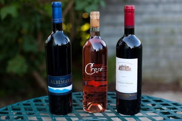 Charlottesville Wines