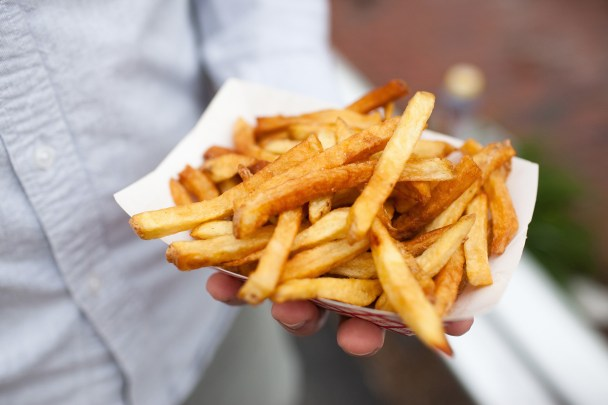 Mainely Burgers Fries