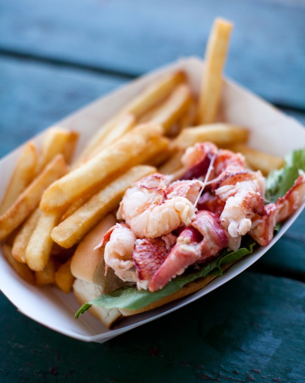 Five Islands Lobster Roll