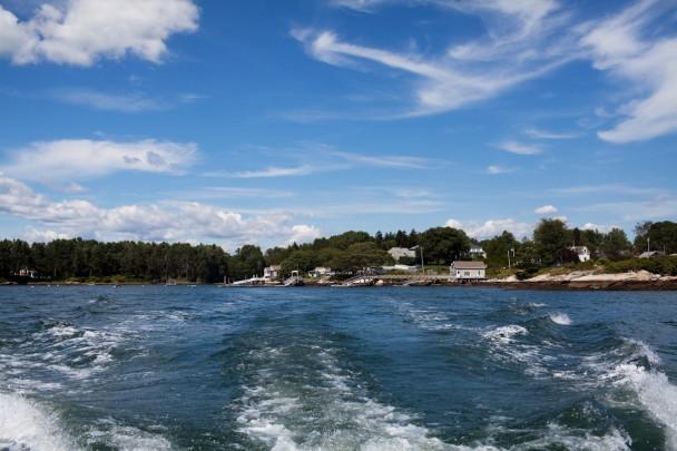 Sawyer Island Maine