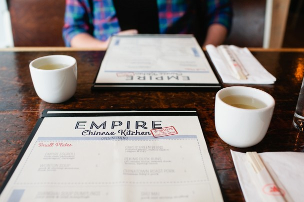 Empire Chinese Kitchen Menu