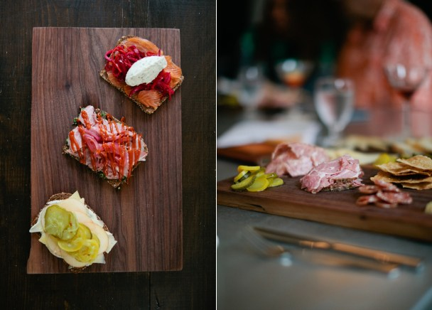 Portland Hunt & Alpine Club Food