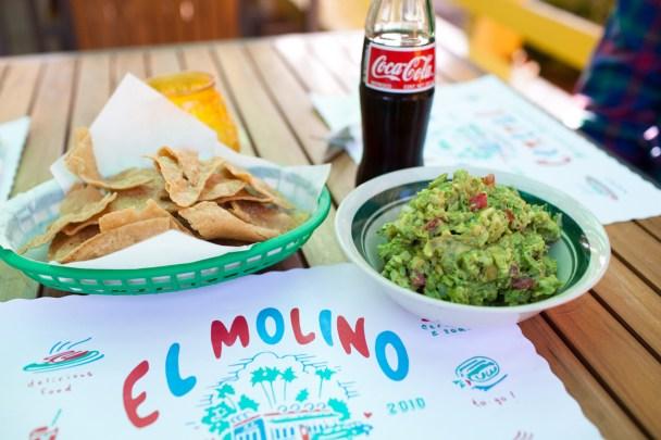 El Molino Guacamole