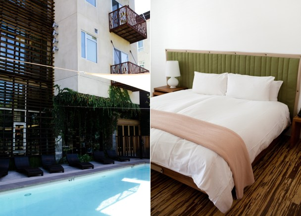 H2 Hotel Healdsburg CA