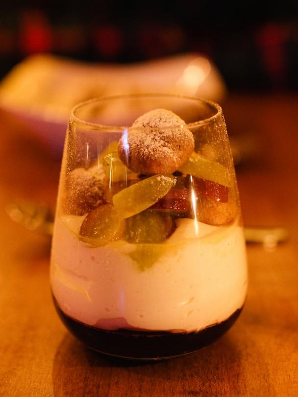 Piccolo Portland Maine Dessert