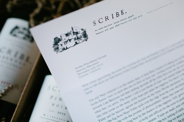 Scribe Viticultural Society