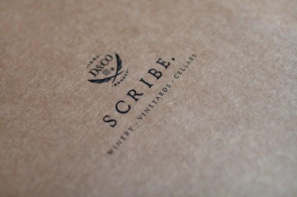 Scribe Winery Shipment