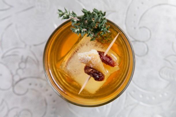 Winter Julep Cocktail Recipe