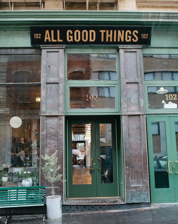All Good Things Tribeca