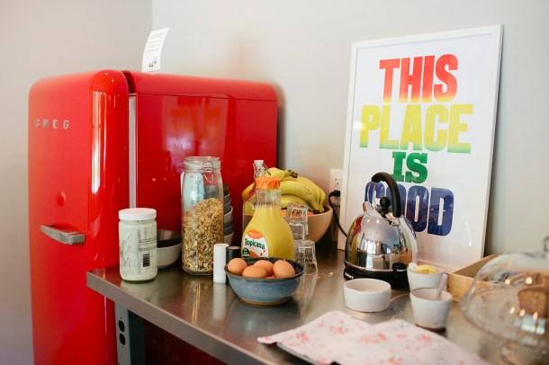Briarcliff Motel Breakfast