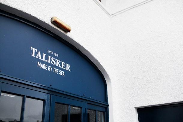 Talisker Whisky Isle of Skye