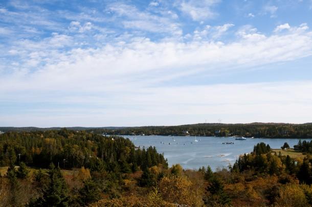 Ames Knob North Haven Maine