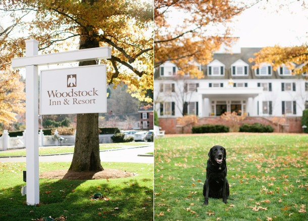 Woodstock Inn and Resort Vermont Pet Friendly