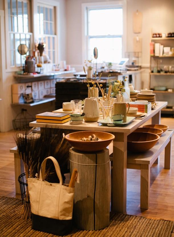 Farmhouse Pottery Woodstock Vermont
