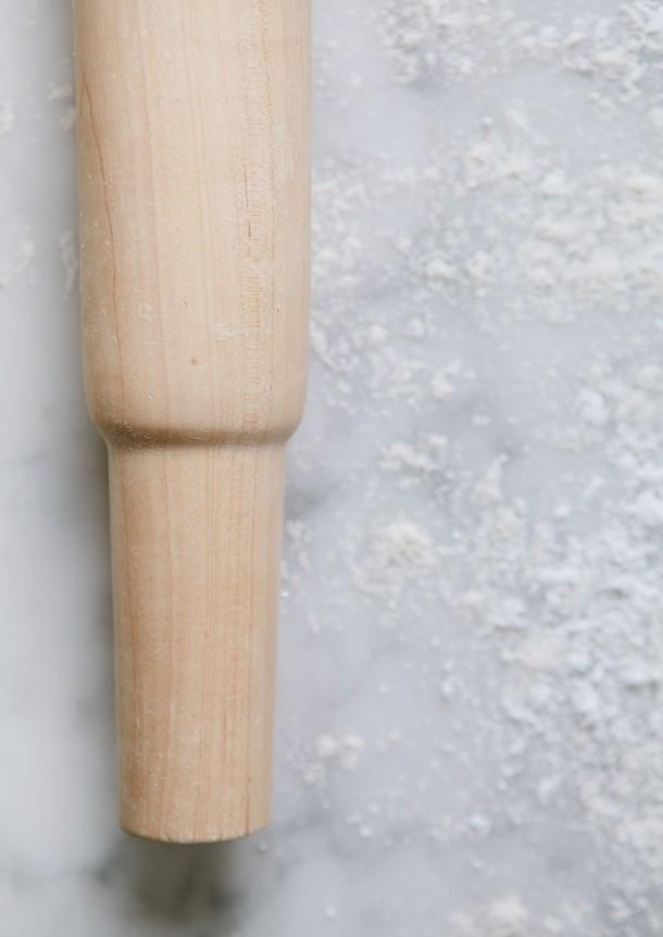 Gluten Free Christmas Cookies - Vanilla Sticks