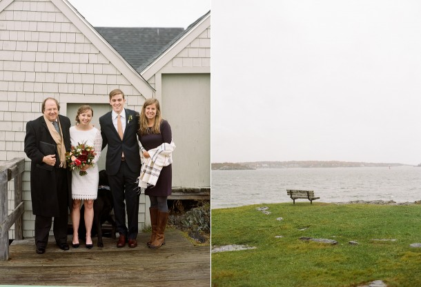 Elopement at Fisherman's Point, Photo by Sarah Der