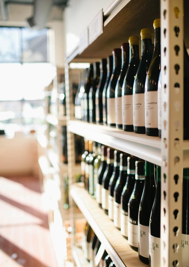 Maine & Loire Wine Shop in Portland, Maine