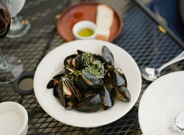 Blue Spoon Mussels