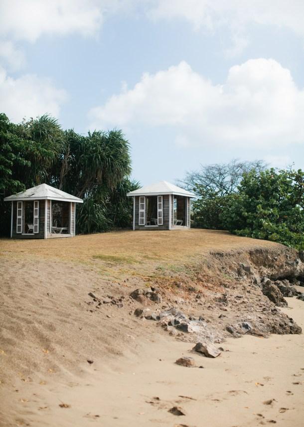 Montpelier Beach on Nevis