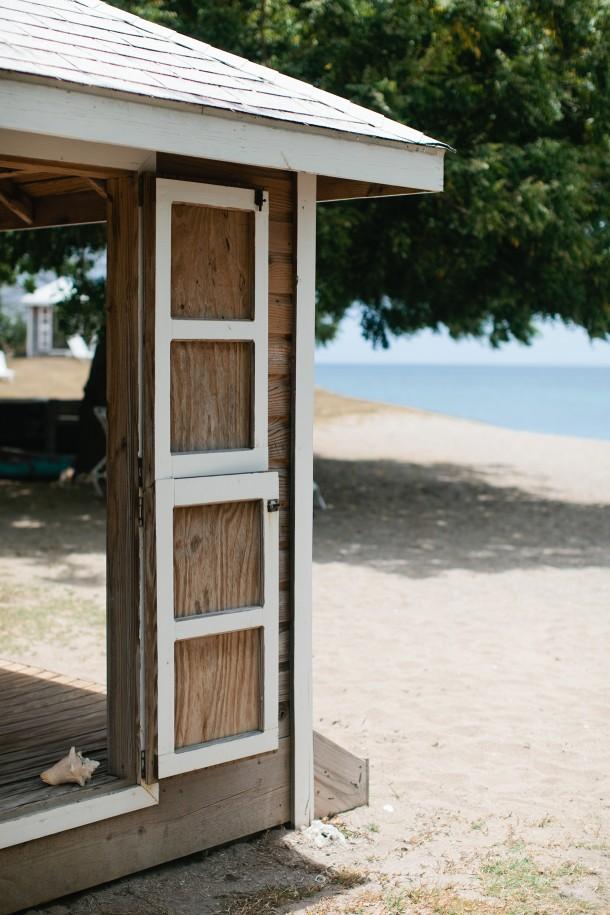 Montpelier Plantation Beach Cabana