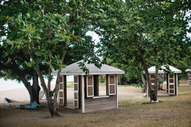 Montpelier Plantation Beach Cabanas