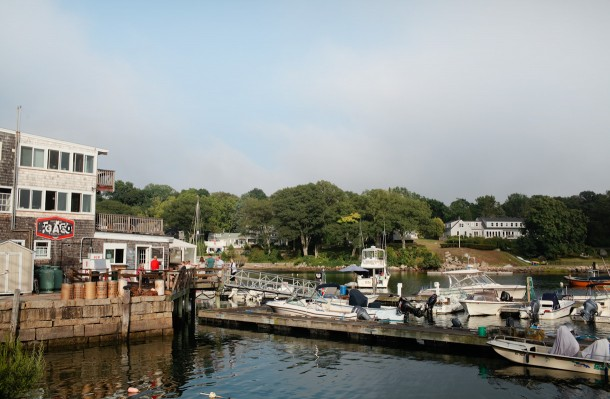 The Market Restaurant at Lobster Cove