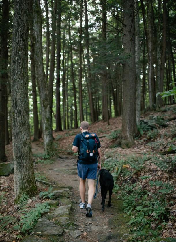 Woodstock Vermont Hiking