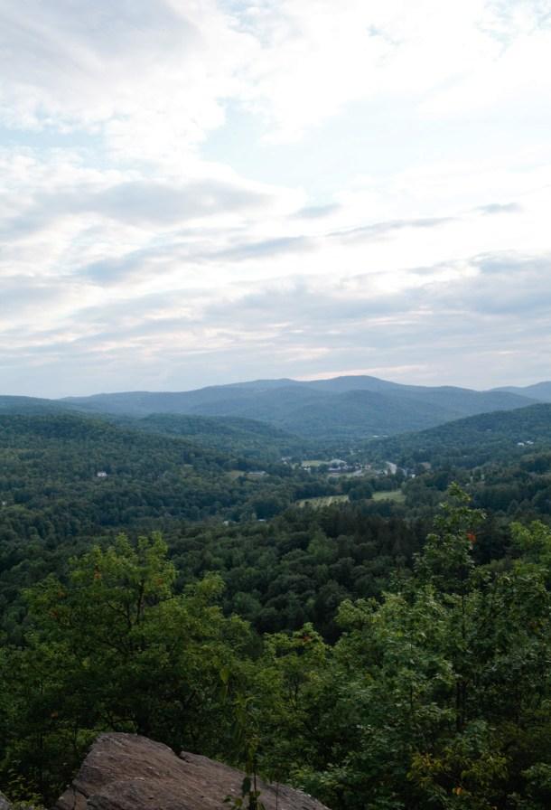 Woodstock Vermont Mt. Tom