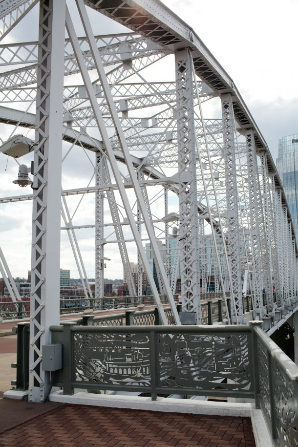 Nashville Pedestrian Bridge