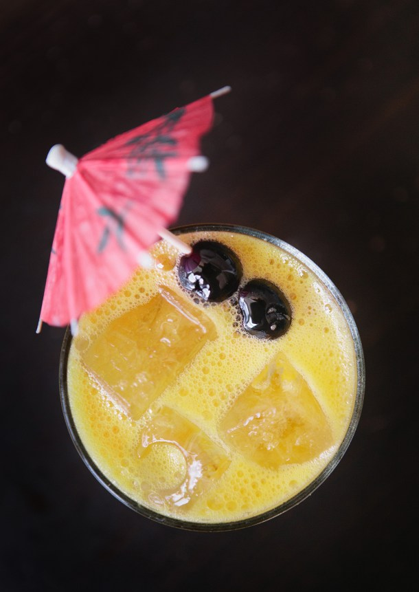 Portland Hunt and Alpine Club Tiki Cocktails