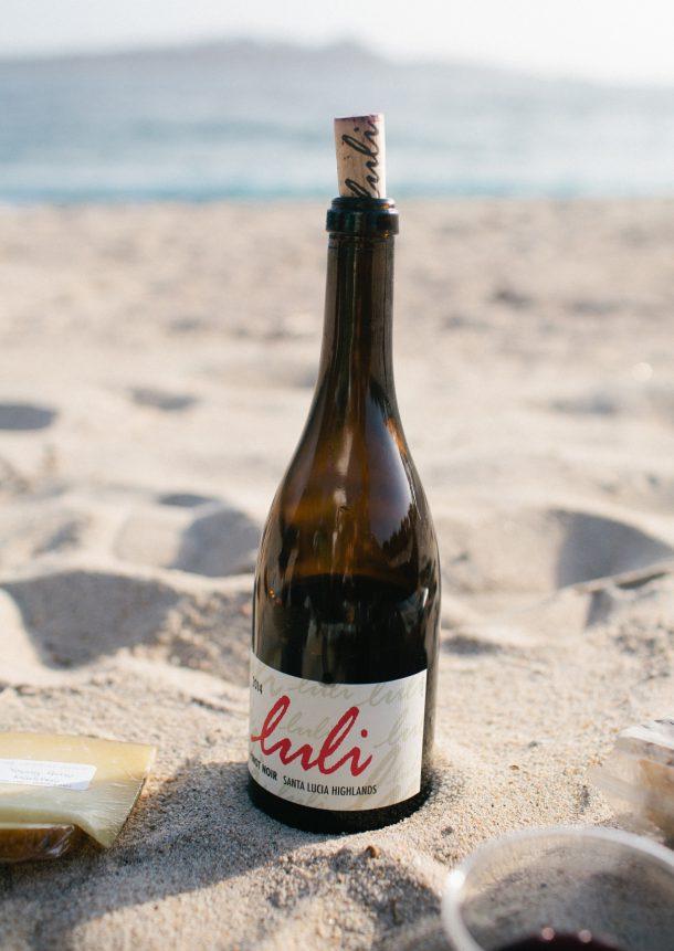Carmel California Beach Picnic