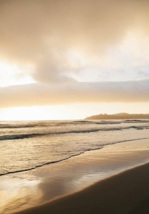 Carmel California Sunset