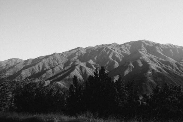 Big Sur Mountains