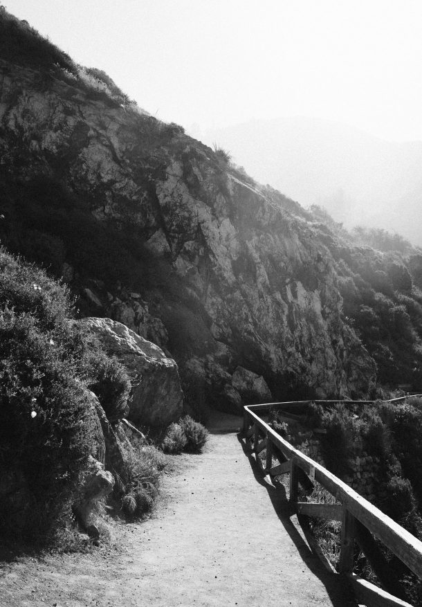 McWay Falls Trail Big Sur