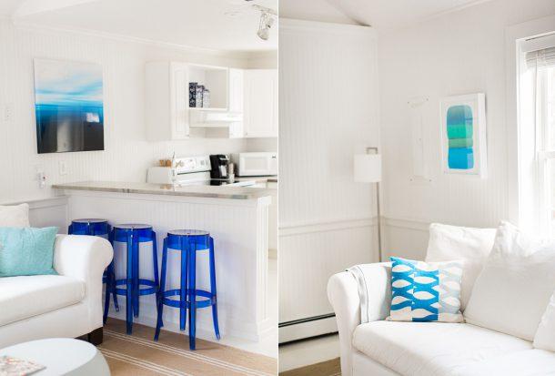 Blue Inn on Plum Island by Map & Menu