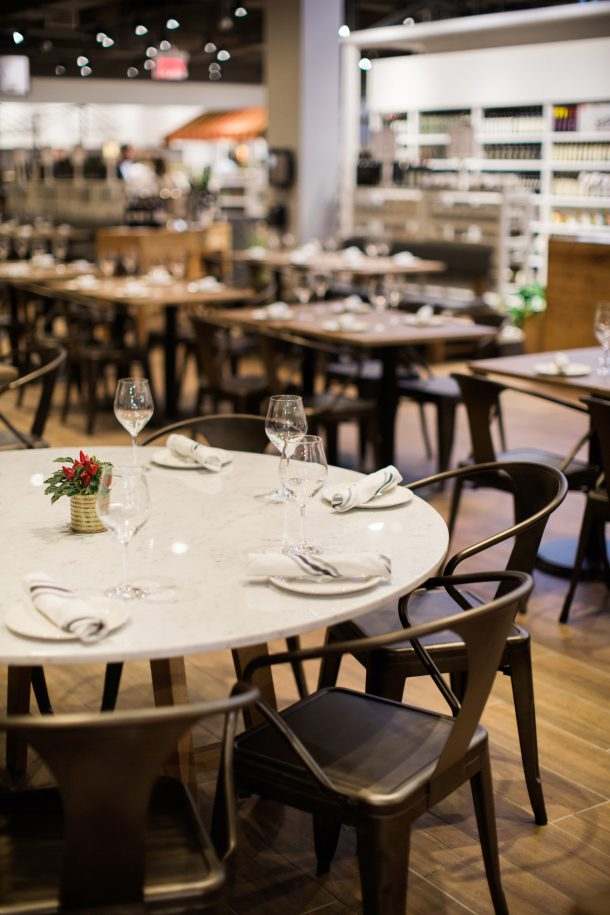 Eataly Boston by Map & Menu