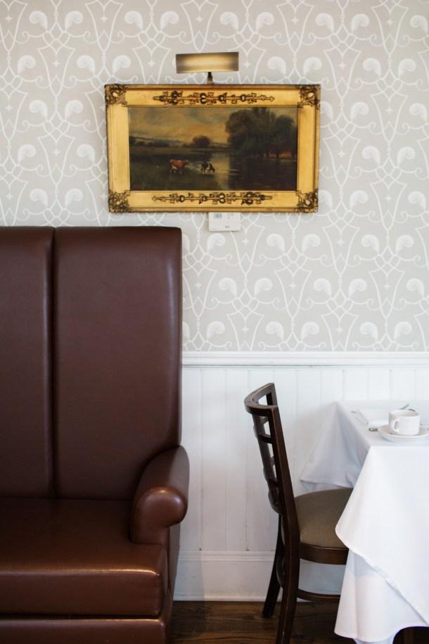 Hotel Fauchere Breakfast Room