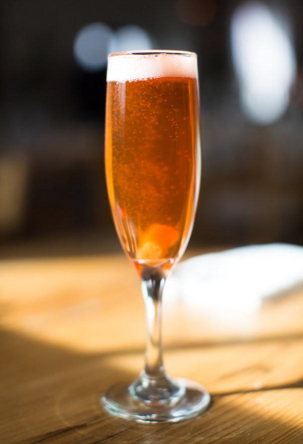 Cocktails at Nina June Rockport