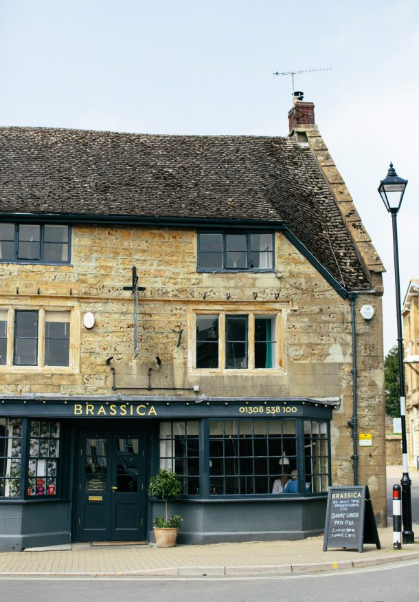 Brassica Restaurant Dorset Travel Guide by Map & Menu