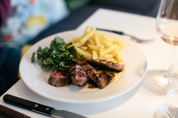 Brassica Restaurant, Dorset Travel Guide by Map & Menu