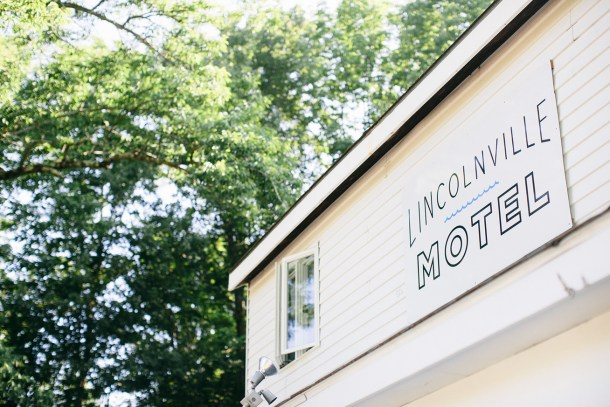 Lincolnville Motel featured on Map & Menu