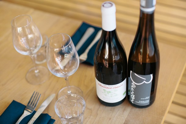 Natural White Wines for Thanksgiving
