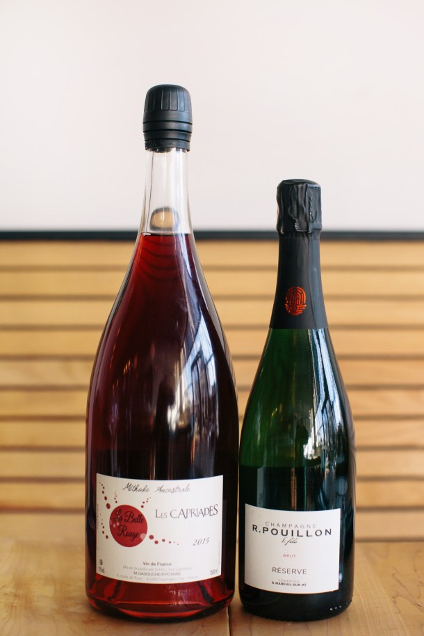 Sparkling Thanksgiving Wines