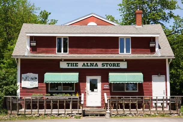 The Alna Store Maine