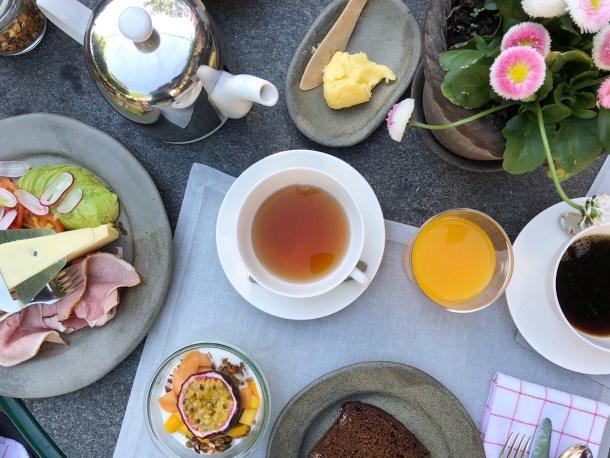 Breakfast at Ett Hem Hotel - Map & Menu Blog