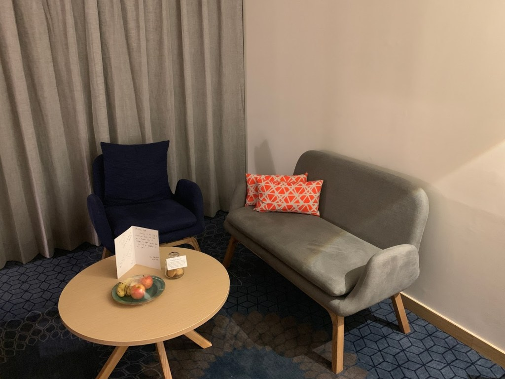 Holiday inn express hyderabad