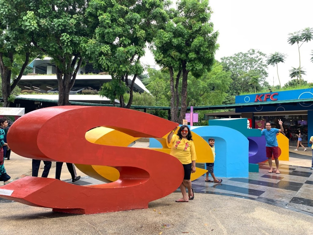 top things to do in sentosa