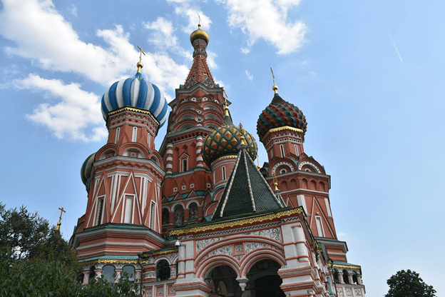 Reasons to visit Russia