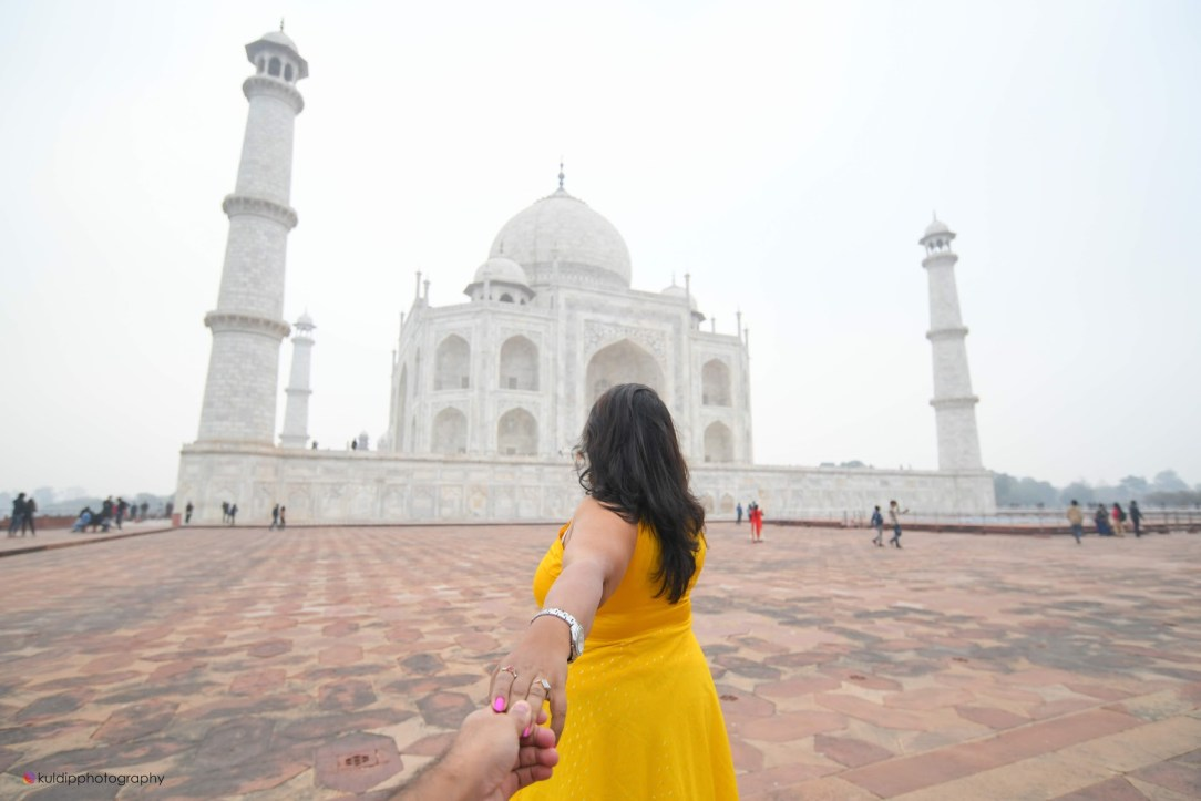Taj Mahal Agra travel guide